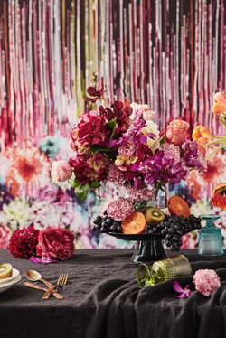 Set design and styling for Temple & Webster, photography by Denise Braki