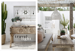 Featuring writing for Inside Out home tour