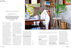 STORY CONCEPT AND WRITING FOR WELLBEING MAGAZINE