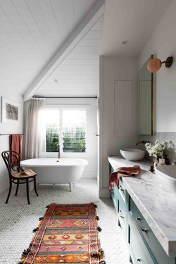 Styling for Home Beautiful with photography by Simon Whitbread