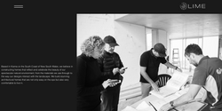 WEBSITE DESIGN BY STUDIO FRIDAY