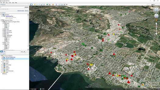 PITO - Google Earth
