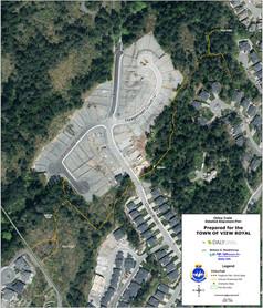 Chilco Trails Detail Alignment Plan