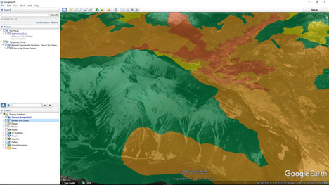 Remote Opportunity Spectrum - Squamish Forest District