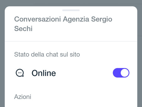 "Chat ""on line"""