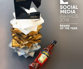 Aperol Spritz - Brand of the Year