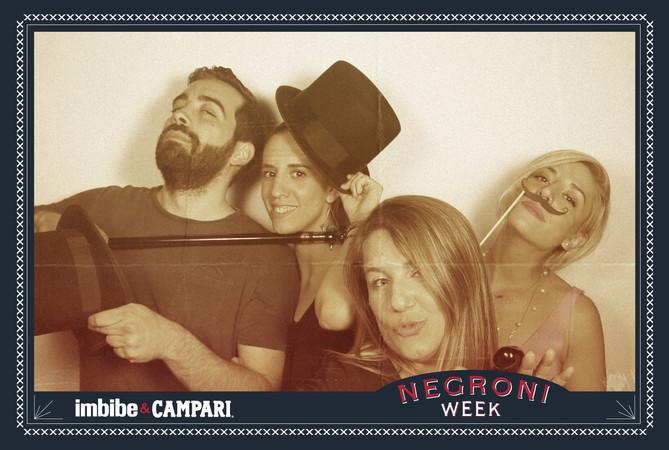 Negroni Week by Campari