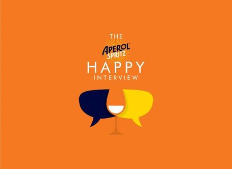 Aperol Spritz - Happy Interview