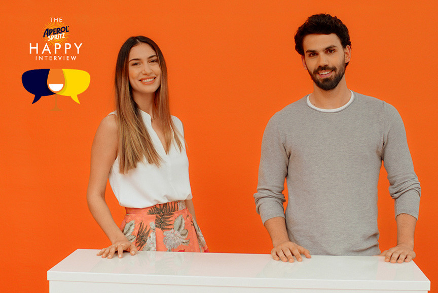 Aperol Spritz - Happy Interview - Happy Ambassadors
