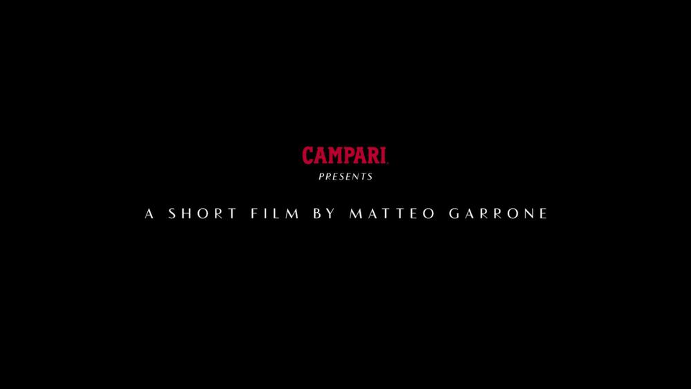 Entering Red - Campari