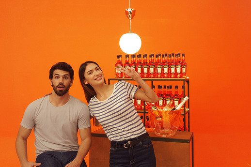 Aperol Spritz - Happy Interview