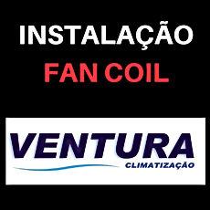 preço instalação de fan coil ar condicionado
