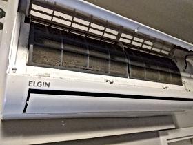 Limpeza de ar condicionado residencial Cerqueira César