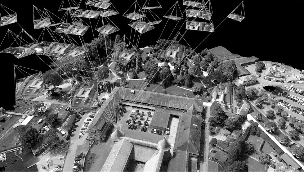 drone photogrammetrie