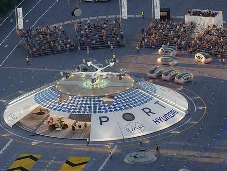 Le premier aéroport pour taxis drones sera inauguré en Angleterre dès cette année (2021)