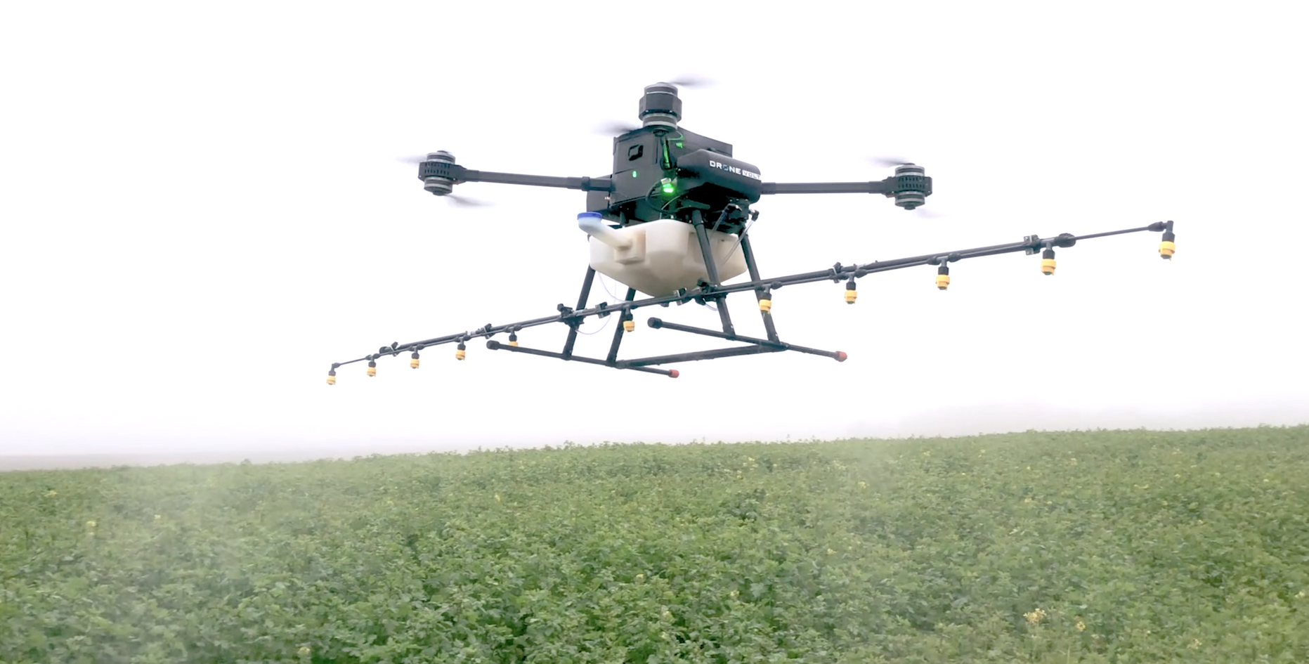 Agricultural spraying and treatment