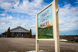 One of over 20 wineries in Grand River Valley.  Virant is open year round and offers amazing dinners Friday and Saturday evenings.  You can also rent venue space and enjoy the beatiful views of their vineyard for your special event.