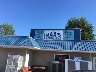 Stop in at Max's Carry Out for your quick shopping needs!