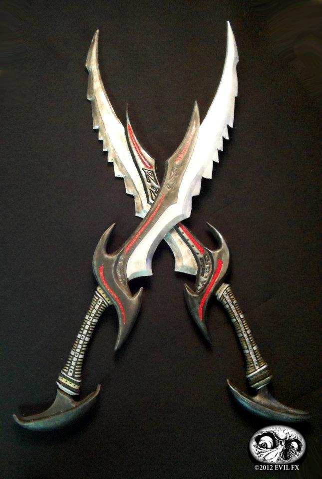 Skyrim Daedric Swords