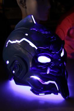 Halo 4 Didact Helmet WIP