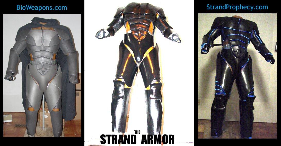 STRAND Armor
