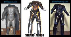 Strand Prophecy Armor