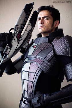 Custom Armor for Mark Meer