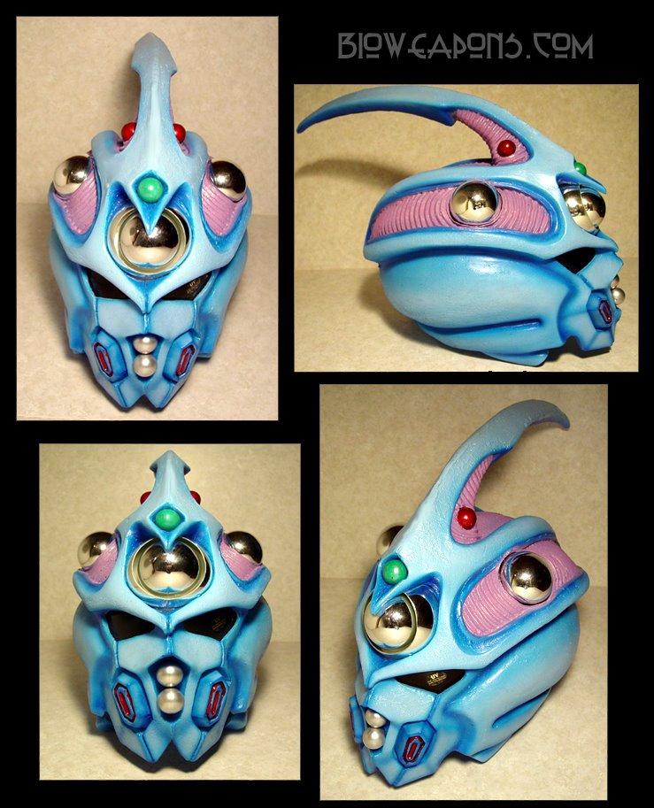 Guyver 1 Replica Helmet