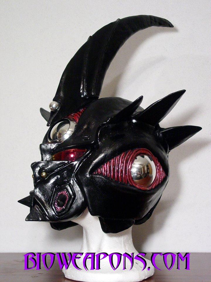 Guyver 3 Helmet Replica