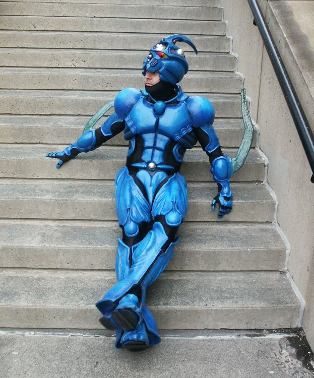 Guyver 1 Armor