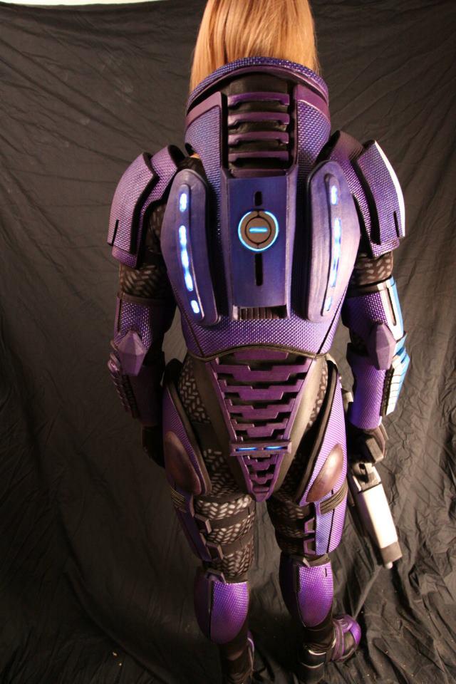 Female N7 Armor