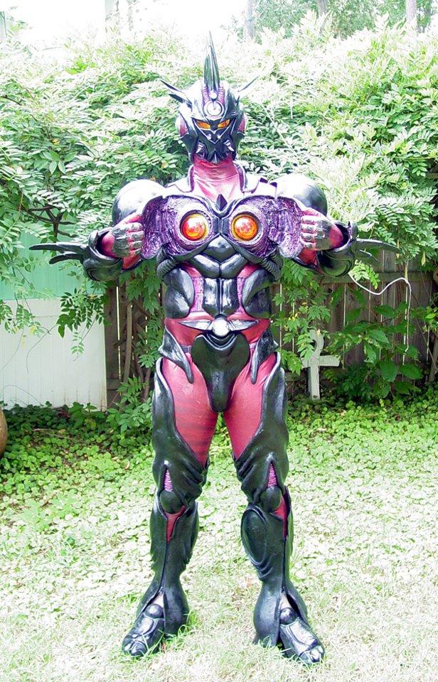 Guyver 3 Armor