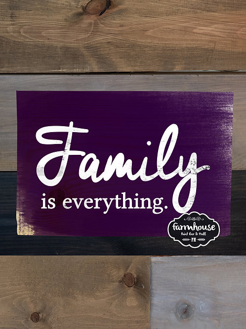 Family Wood Experience