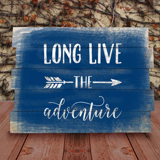 Long Live the Adventure