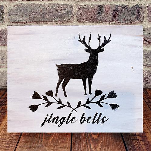 Jingle Bells Wood Experience
