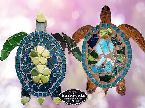 Turtle Mosaic Making Kit