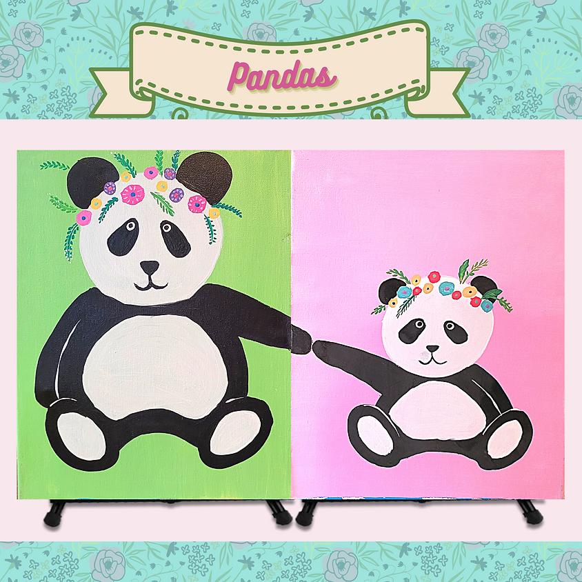 Mommy & Me - Pandas