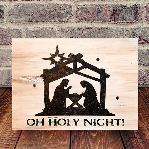 Holy Night Wood Experience