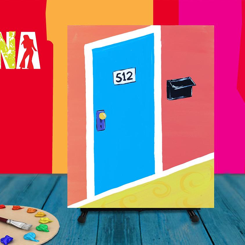 "Fiesta Selena ""Apartamento 512"""