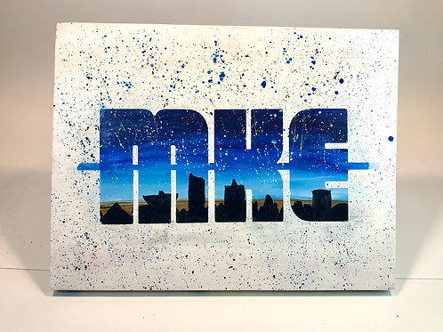 MKE Wood Sign Experience