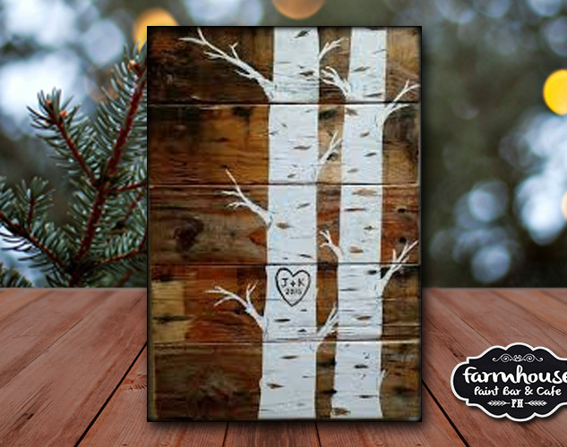 Birch Tree's Custom