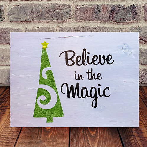 Believe in the Magic Wood Experience