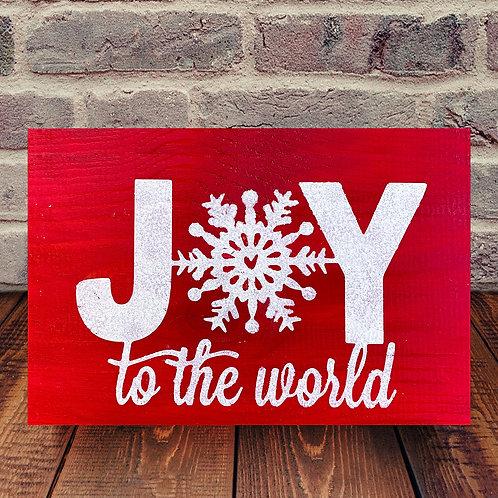 Joy to The World Wood Experience