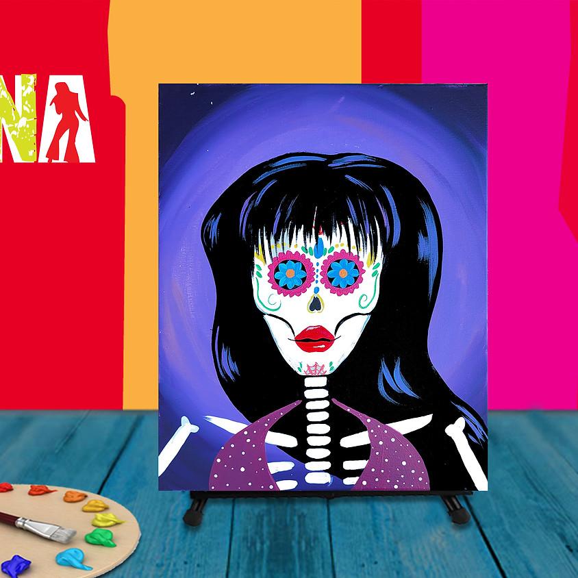 "Fiesta Selena ""Sugar Skull Selena"""