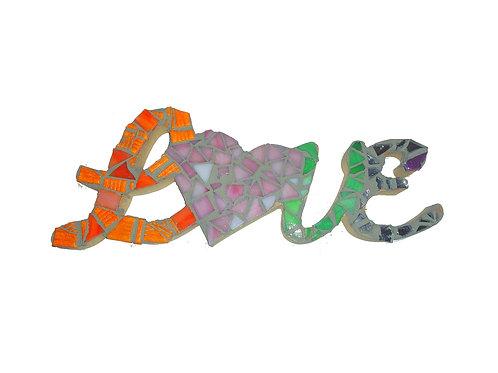 Love- Mosaic