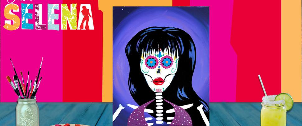 Sugar Skull Selena- 6:00 PM September 5th