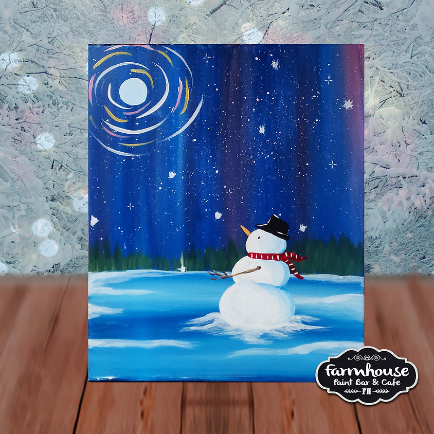 Star Gazing - Step by Step Painting Class