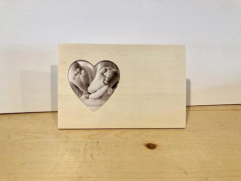 Heart Frame Mosaic Making Kit