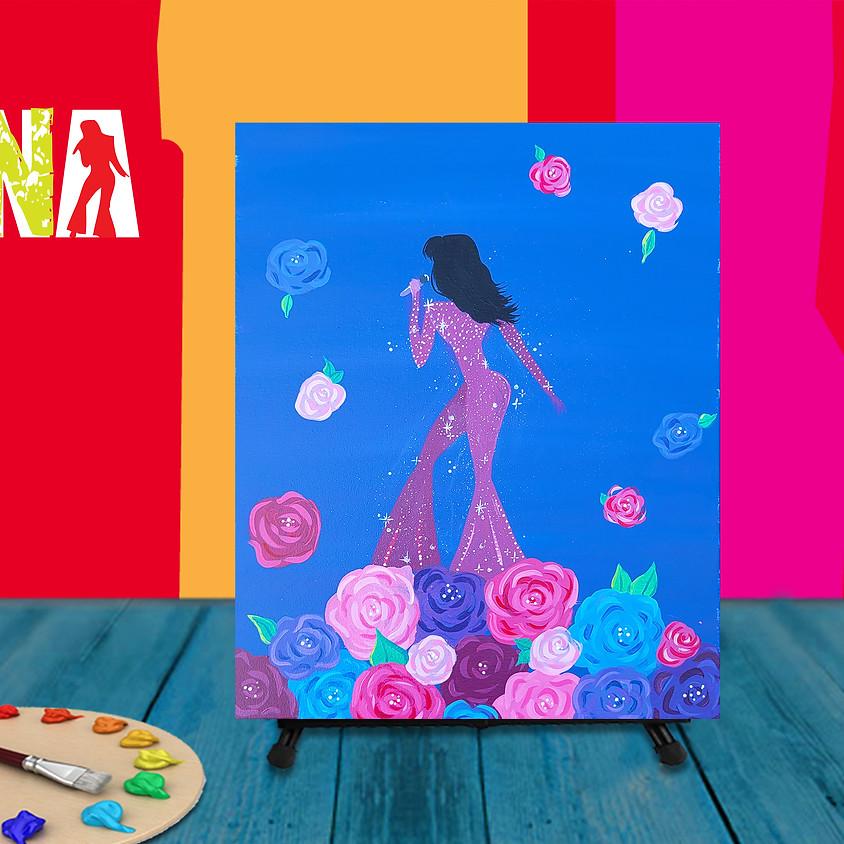 """Fiesta Selena """"Como la Flor"""""""