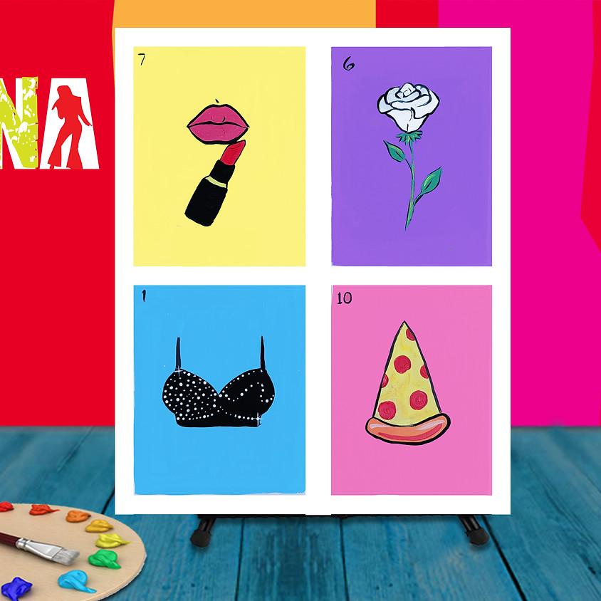 "Fiesta Selena ""Selena Loteria"""